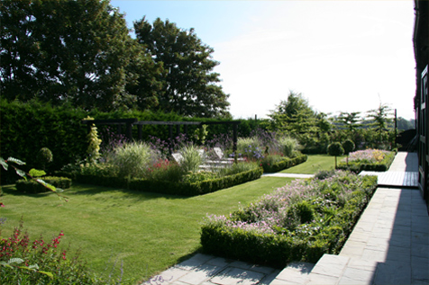 Berkshire Garden Design